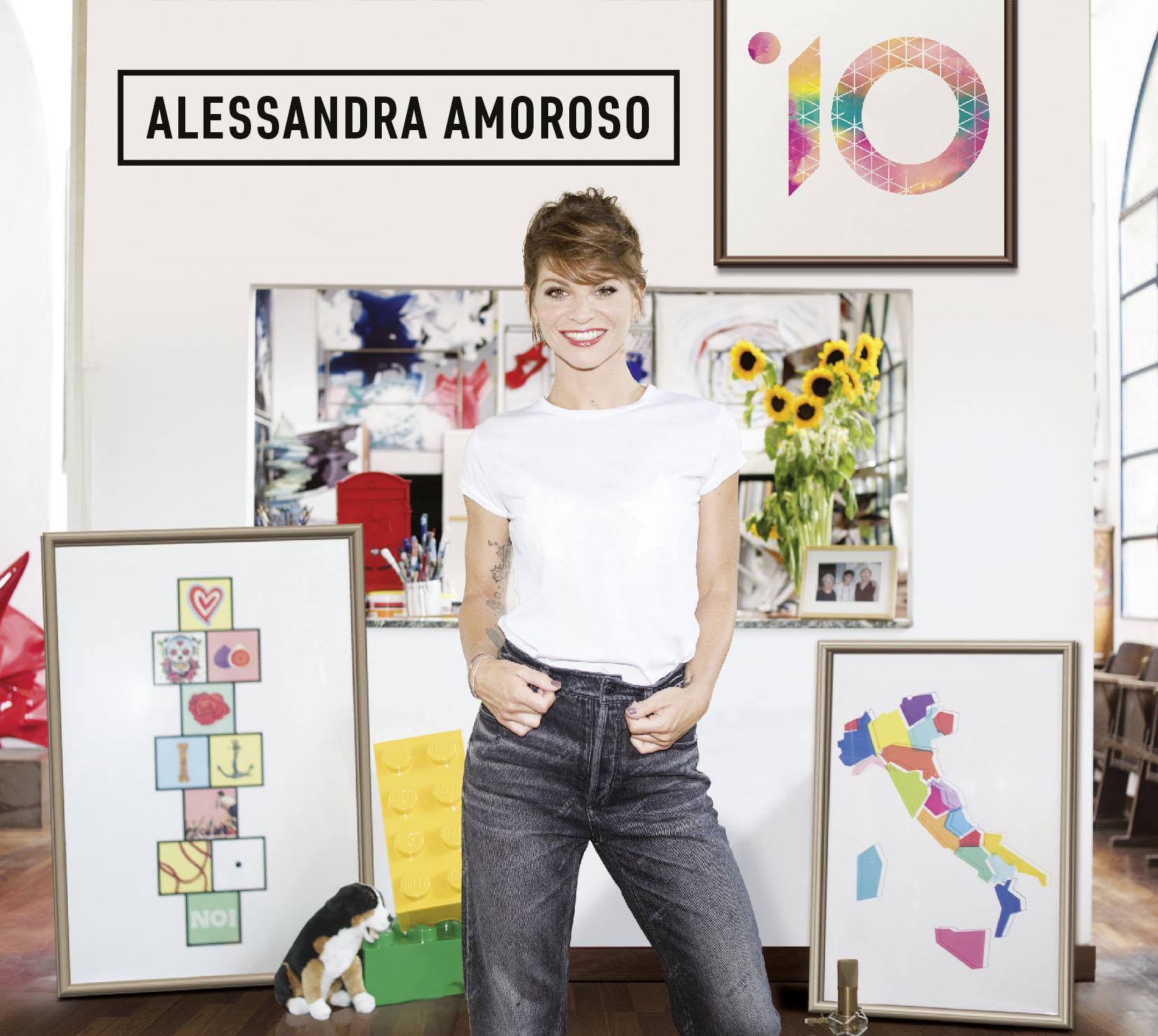 Cover Alessandra AMoroso IO
