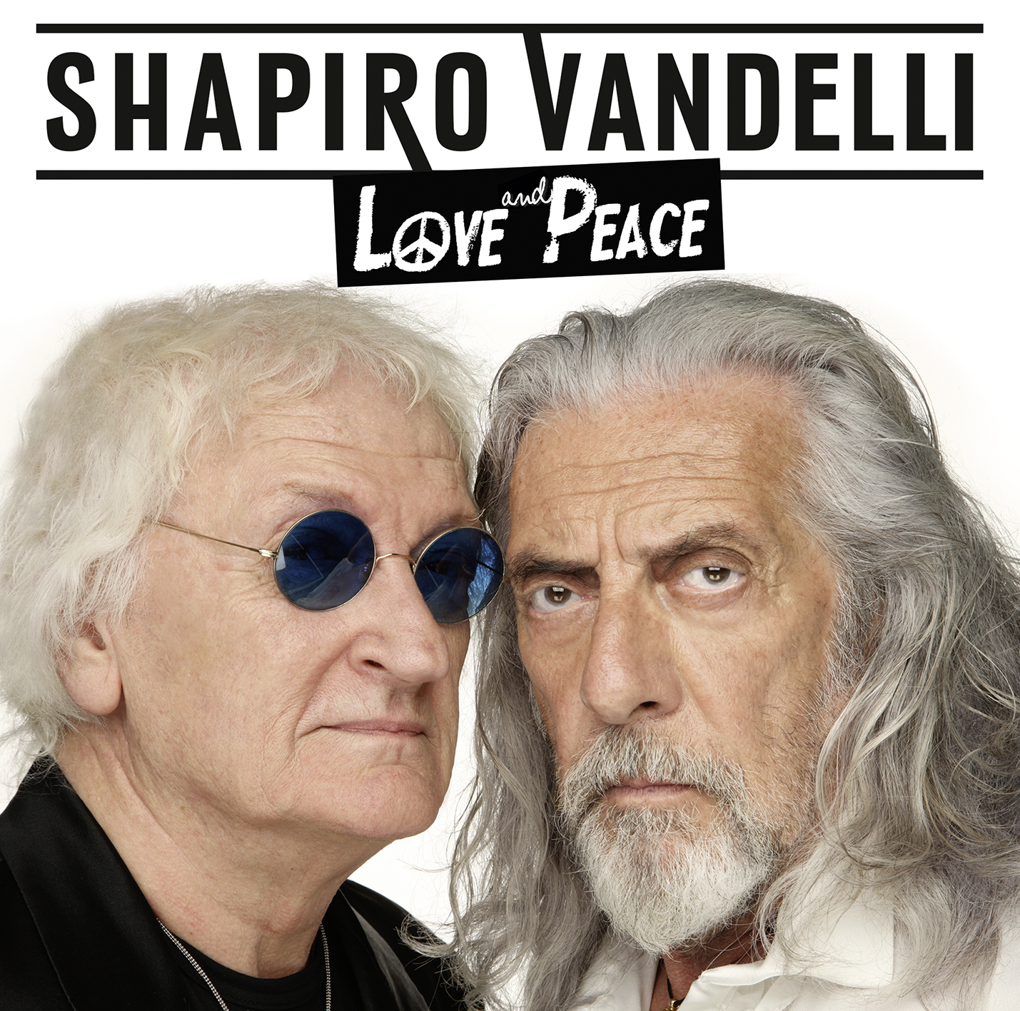 Cover LOVE AND PEACE_ShapiroVandelli_hr