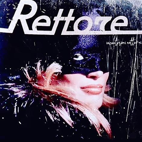 """Rettore: in arrivo il picture disc in vinile dell'album """"Incantesimi  notturni"""" – BitsRebel"""